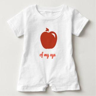 Apple of my eye merchandise baby romper