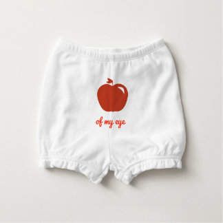 Apple of my eye merchandise diaper cover