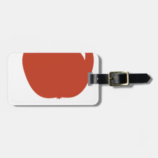 Apple of my eye merchandise luggage tag