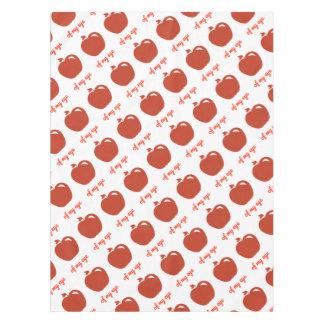 Apple of my eye merchandise tablecloth