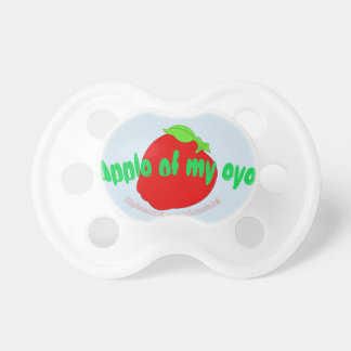 """Apple of my Eye"" Pacifier"