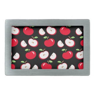 Apple pattern belt buckle
