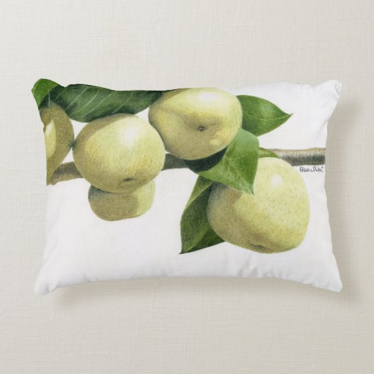 Apple Pear Pillow