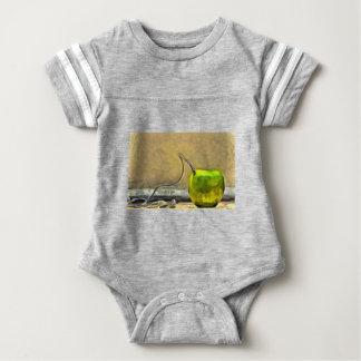 Apple Phone Baby Bodysuit