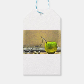 Apple Phone Gift Tags