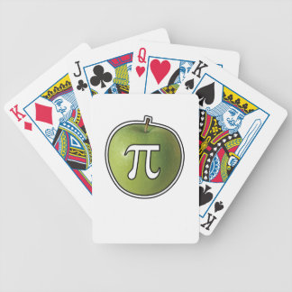 Apple Pi Bicycle Playing Cards