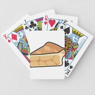 Apple Pie Bicycle Playing Cards
