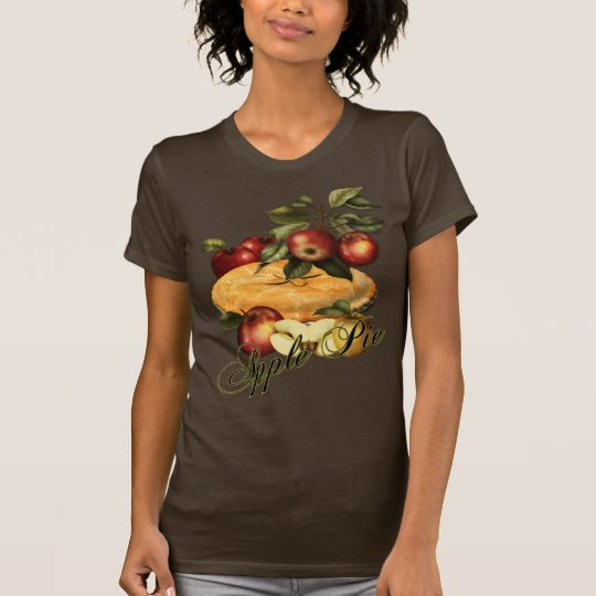 Apple Pie T-Shirt - Apples And Apple Pie