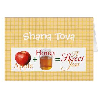 Apple plus Honey Card
