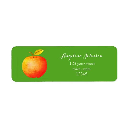 Apple Red Green Nature Ecology Health Nutritionist