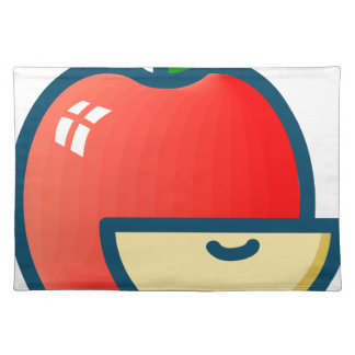 Apple Slice Placemat