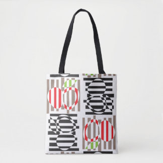 Apple Strips 2-in-1 Tote