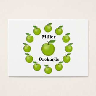 Apple Time, Granny Smith Business Card