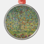 Apple Tree by Gustav Klimt, Vintage Art Nouveau Ornaments