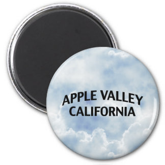 Apple Valley California Magnet