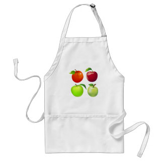Apple Varieties Standard Apron