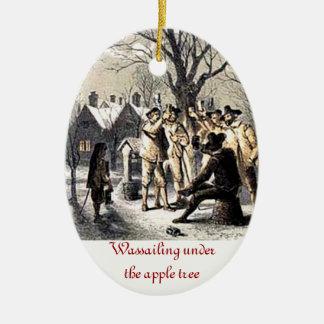 Apple Wassail Ornament