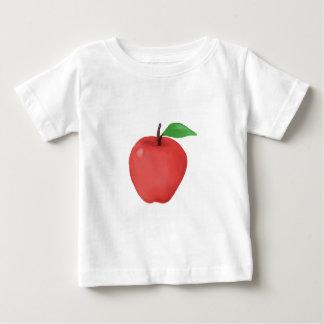 Apple Watercolor Baby T-Shirt