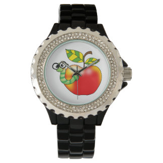 Apple & Worm, back to school Watch