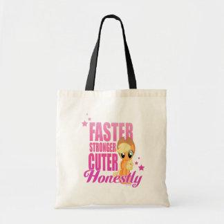 Applejack | Faster Stronger Cuter Honestly