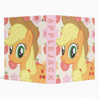 Applejack Vinyl Binder
