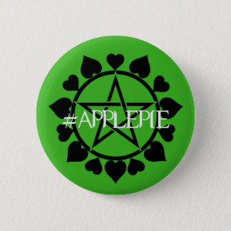 #APPLEPIE Con Badge - style 1 2 Inch Round Button