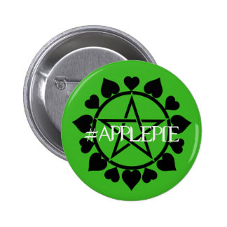 #APPLEPIE Con Badge - style 1 2 Inch Round Button