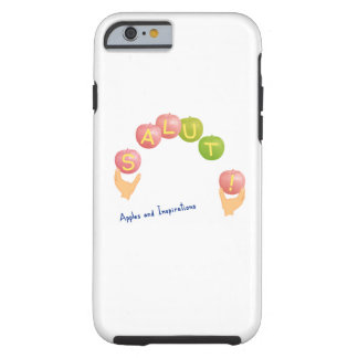 Apples and Inspirations Tough iPhone 6 Case