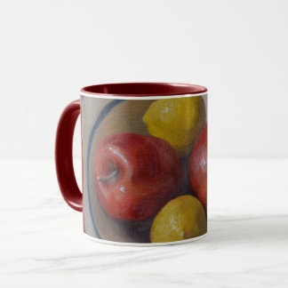 Apples and Lemons Mug