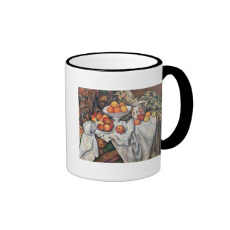 Apples and Oranges, 1895-1900 Coffee Mugs
