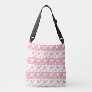 Apples and pears crossbody bag