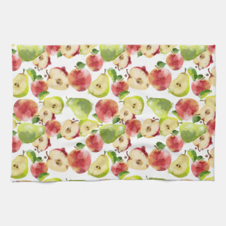Apples and Pears Kitchen Towel