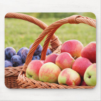 Apples and Plums Mousepad
