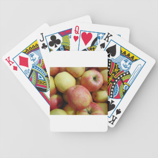 Apples Bicycle Playing Cards