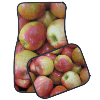 Apples Car Mats Full Set (set of 4)