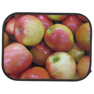 Apples Car Mats (Rear) (set of 2)