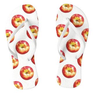 Apples flip Flops