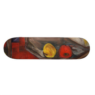 apples for sandwitches skate board