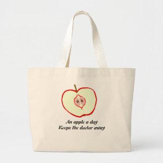 Apples Galore!!! Jumbo Tote Bag