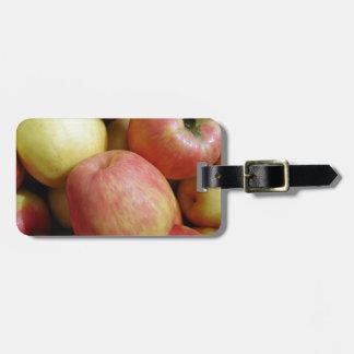 Apples Luggage Tag