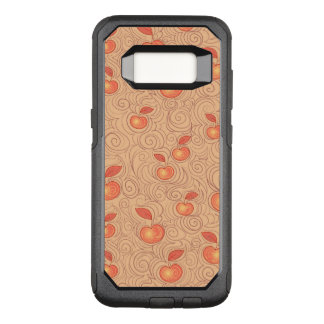 Apples Pattern OtterBox Commuter Samsung Galaxy S8 Case