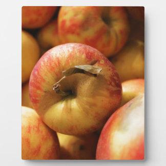 Apples Plaque