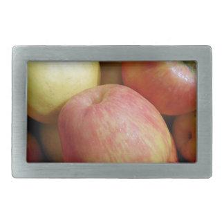 Apples Rectangular Belt Buckle