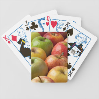 Apples - Ripe & Colorful Bicycle Playing Cards