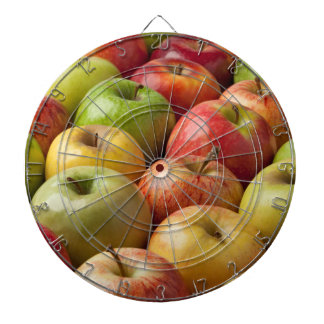 Apples - Ripe & Colorful Dartboard