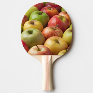 Apples - Ripe & Colorful Ping Pong Paddle