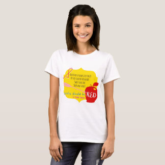Apples Should Be Red T-Shirt