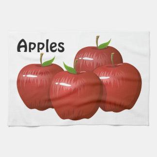 Apples Towels
