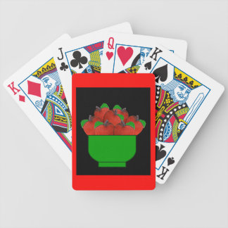 Apples (Washington) Bicycle Playing Cards