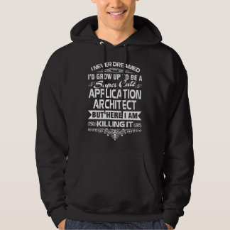 APPLICATION ARCHITECT HOODIE